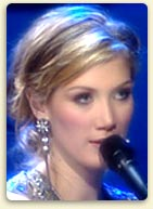 Delta Goodrem on the Visualise Tour